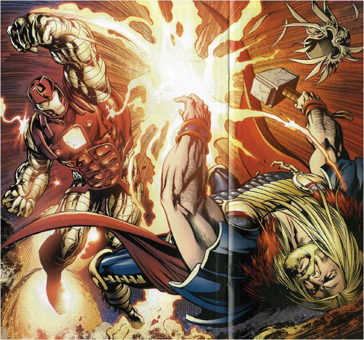 battle earth captain american vs batman vs ironman read
