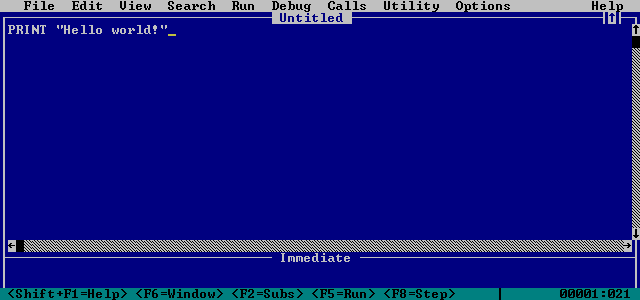 Download free software qbasic 4. 5 software free -.