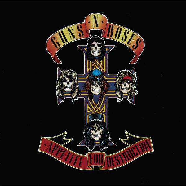 appetite for destruction � wikipedia