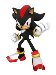 Shadow the Hedgehog pelissä Sonic Generations.