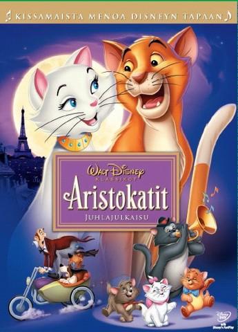 Walt Disney- Aristokratit