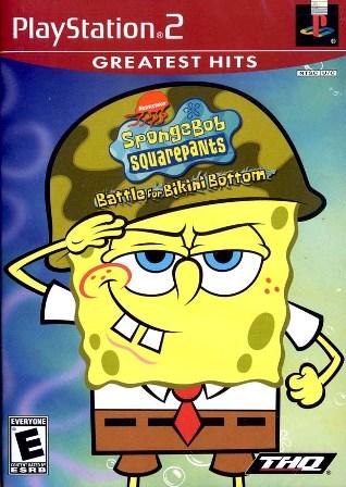 spongebob squarepants battle for bikini bottom � wikipedia