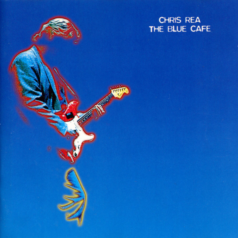 Chris Rea Blue Cafe Album