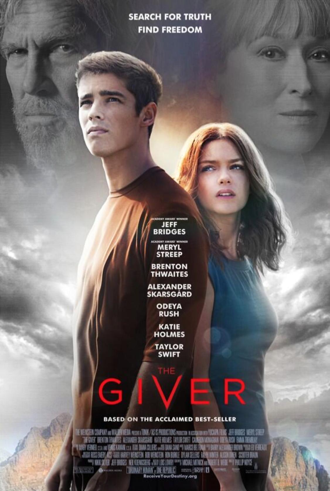 The Giver Stream Deutsch