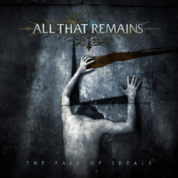 Studioalbumin The Fall of Ideals kansikuva