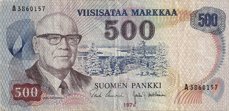 500€ Seteli