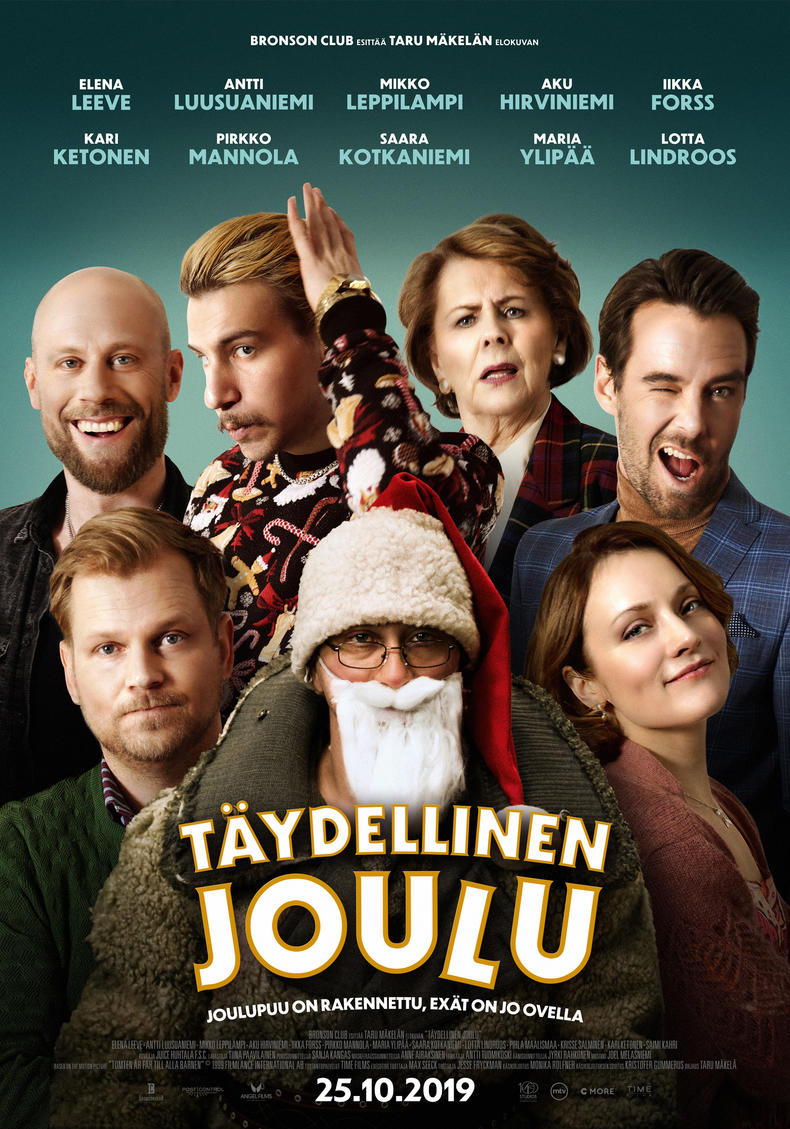 Joulu Elokuva