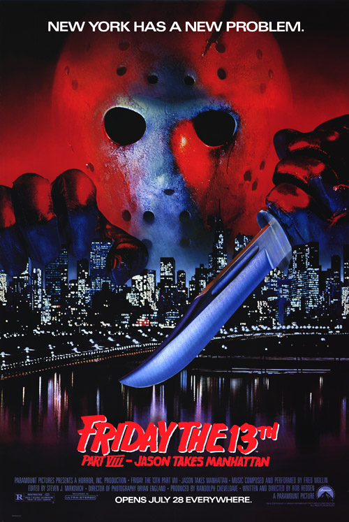 friday the 13th part viii � jason manhattanilla � wikipedia