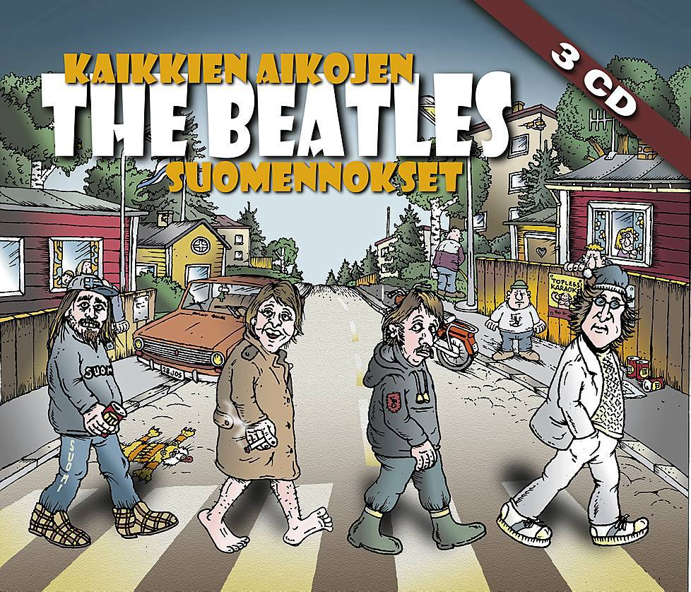 The Beatles Kappaleet