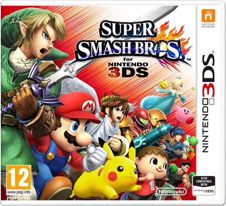super smash bros for nintendo 3ds amp wii u � wikipedia