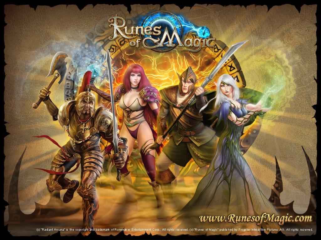 Runes Of Magic Online Spielen