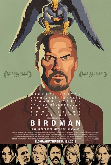 Birdman (elokuva) – Wikipedia
