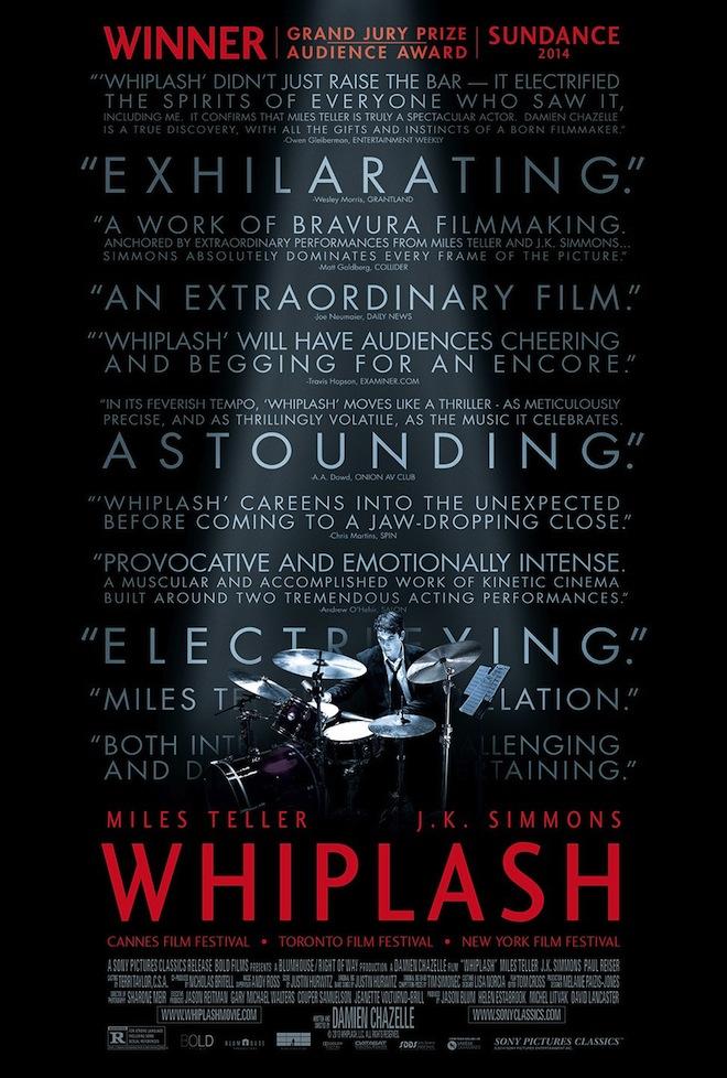 Whiplash Elokuva