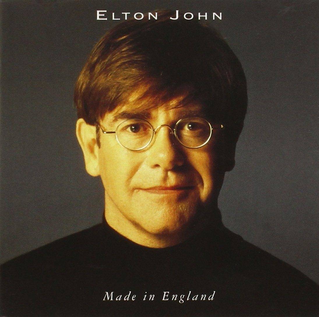 Made in england elton johnin albumi wikiwand for Mode in england