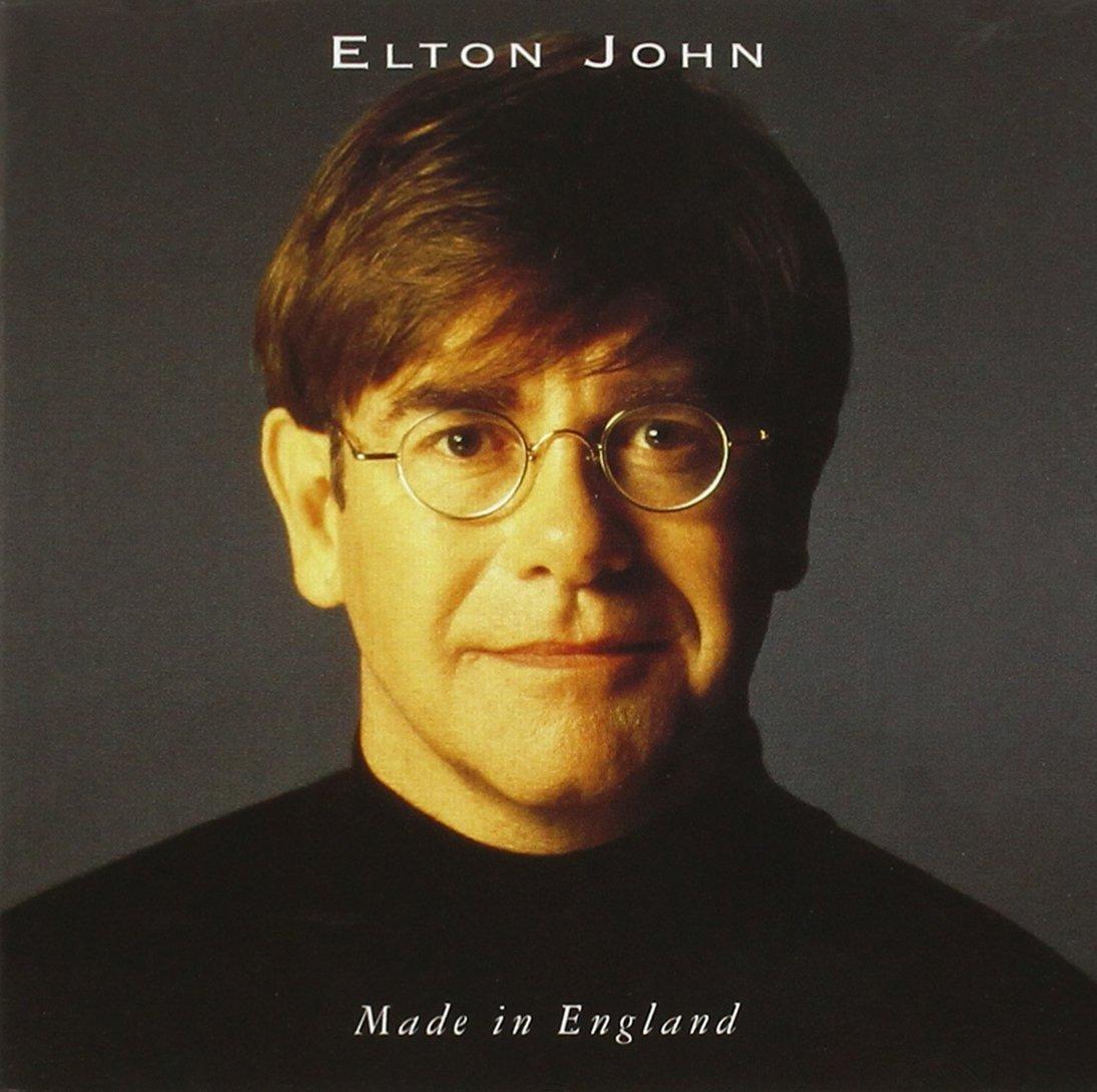 Made In England Elton Johnin Albumi Wikipedia