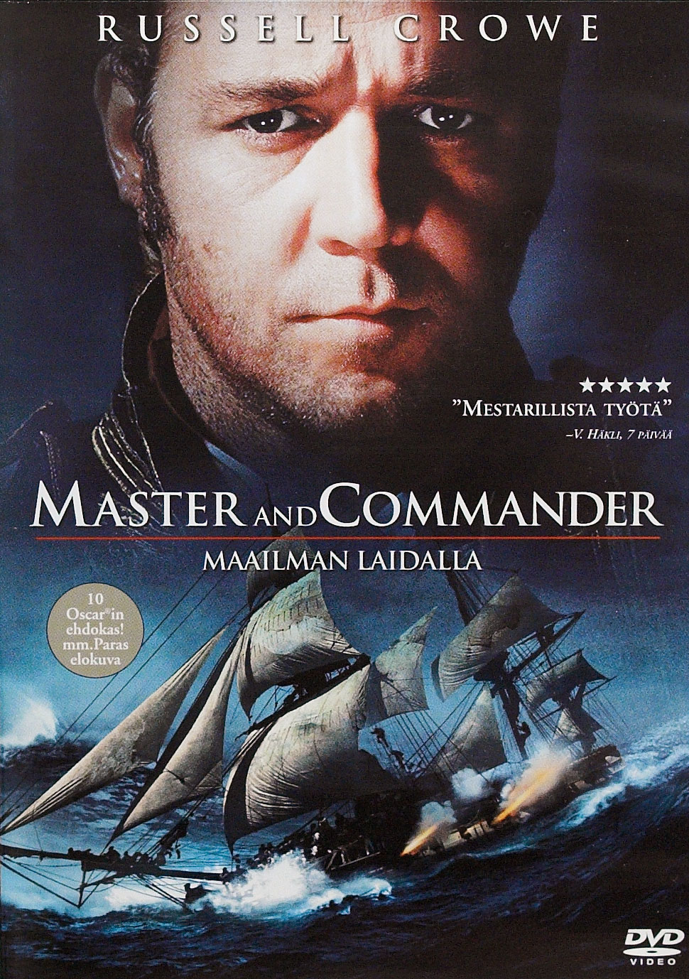 Master and Commander: Maailman laidalla – Wikipedia