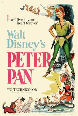 Peter Pan Elokuva