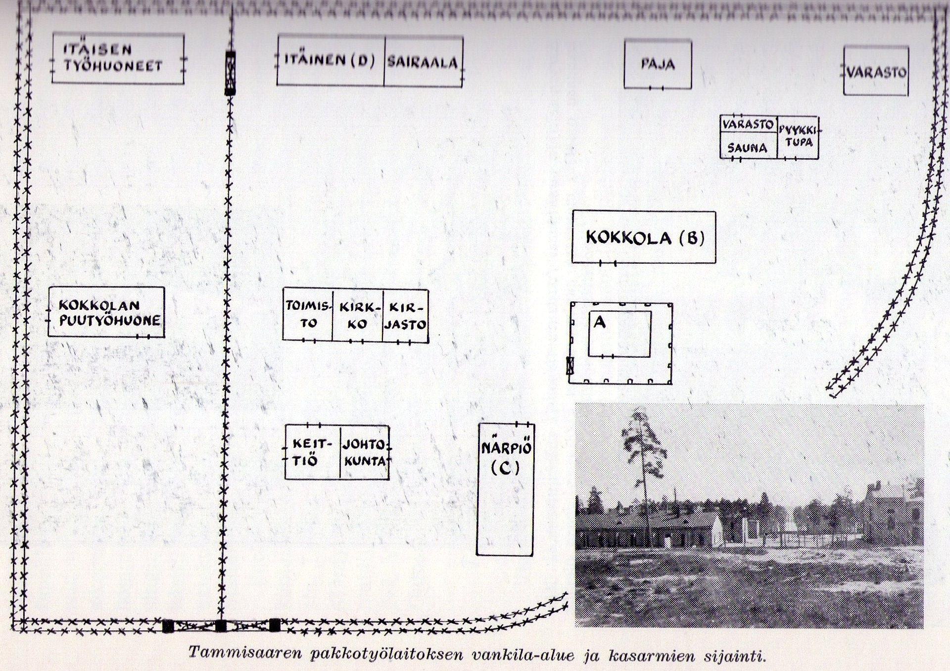 Tammisaaren Vankileiri Wikipedia