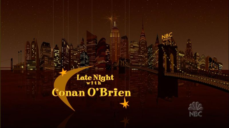 Late Night With Conan O Brien Wikipedia