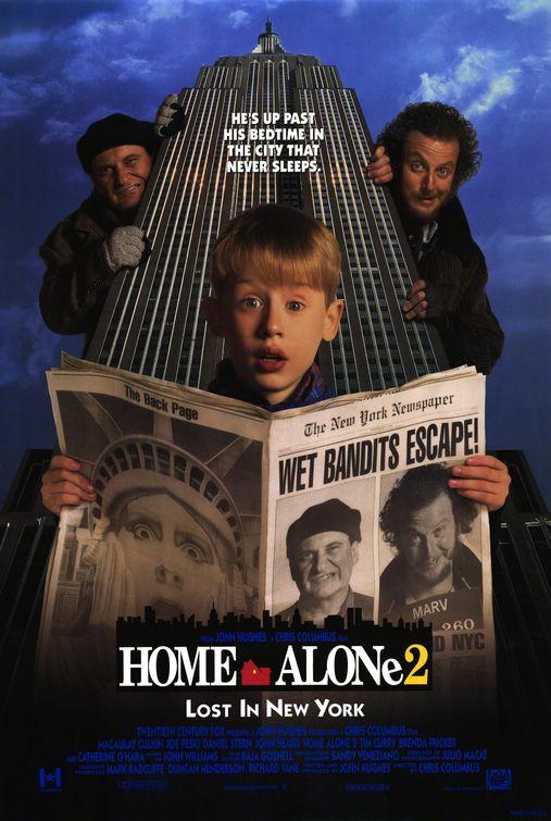 Yksin Kotona 2 – Eksynyt New Yorkissa