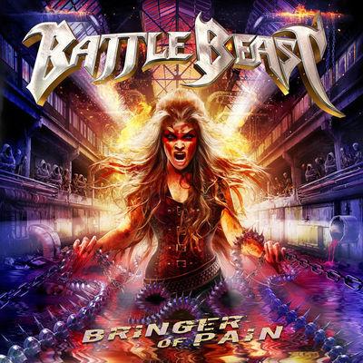 Battle Beast: Bringer of pain -kansikuva