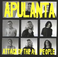Studioalbumin Attack of the A.L. People kansikuva