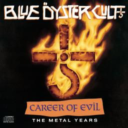Kokoelmalevyn Career of Evil – The Metal Years kansikuva