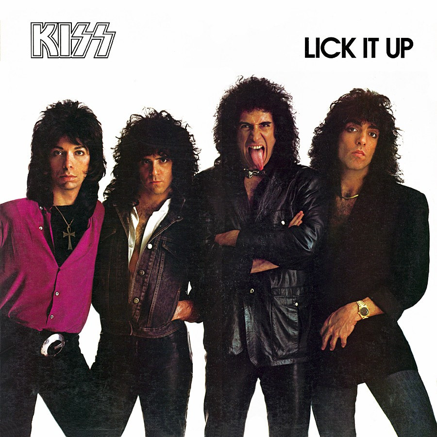 Kiss Band Members Without Makeup: Lick It Up