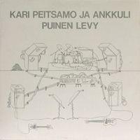 Kari Peitsamo Ankkuli Kari Kolmas