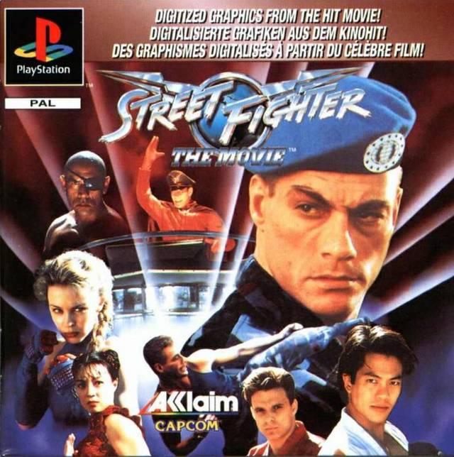 street fighter the movie videopeli � wikipedia