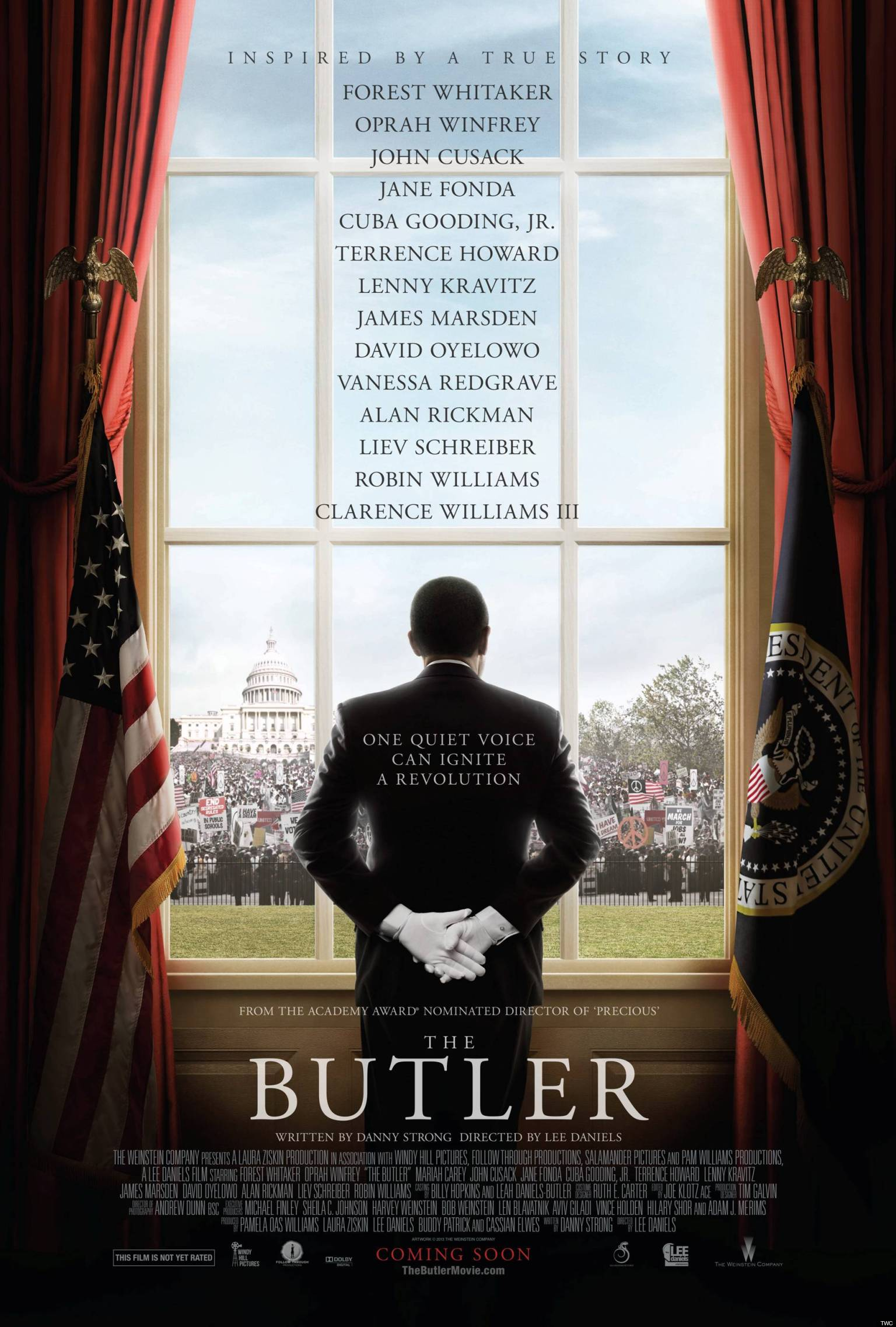 MOVIE NIGHT- THE BUTLER
