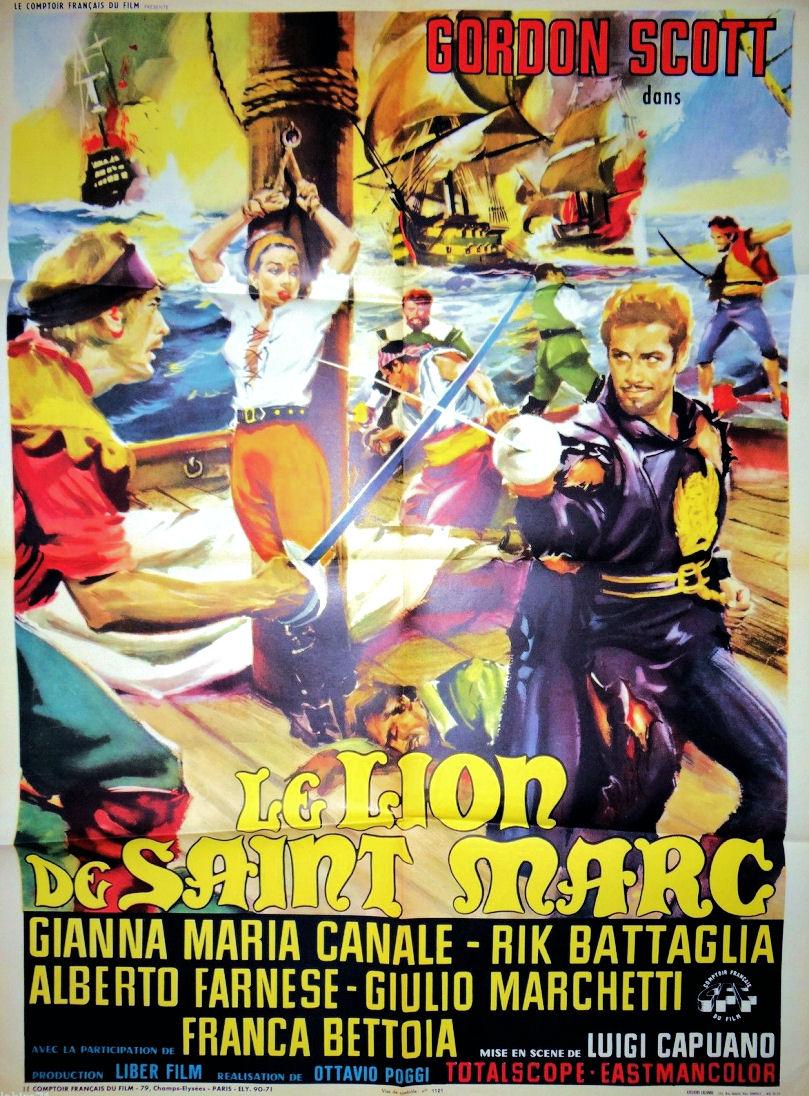 Il Leone Di San Marco (1963)