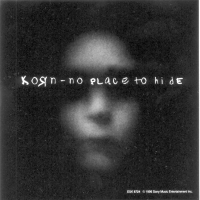 "Singlen ""No Place to Hide"" kansikuva"