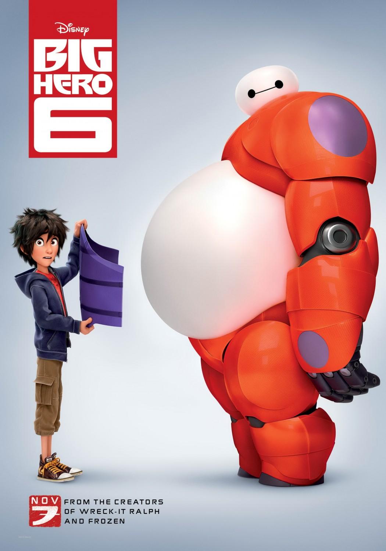 Big Hero 6 in 3D 2014 HSBS Full Movie