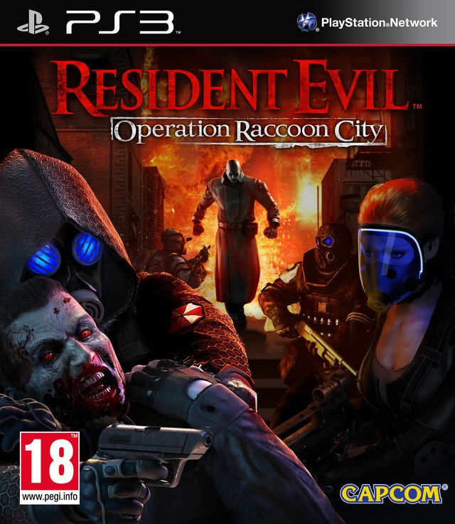 Resident Evil: Operation Raccoon City - Wikipedia