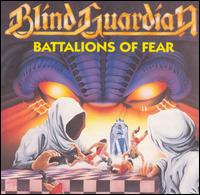 Studioalbumin Battalions of Fear kansikuva
