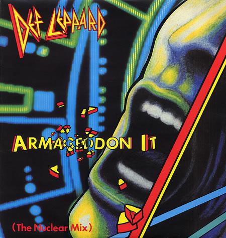 Armageddon It lyrics - Def Leppard - Genius Lyrics