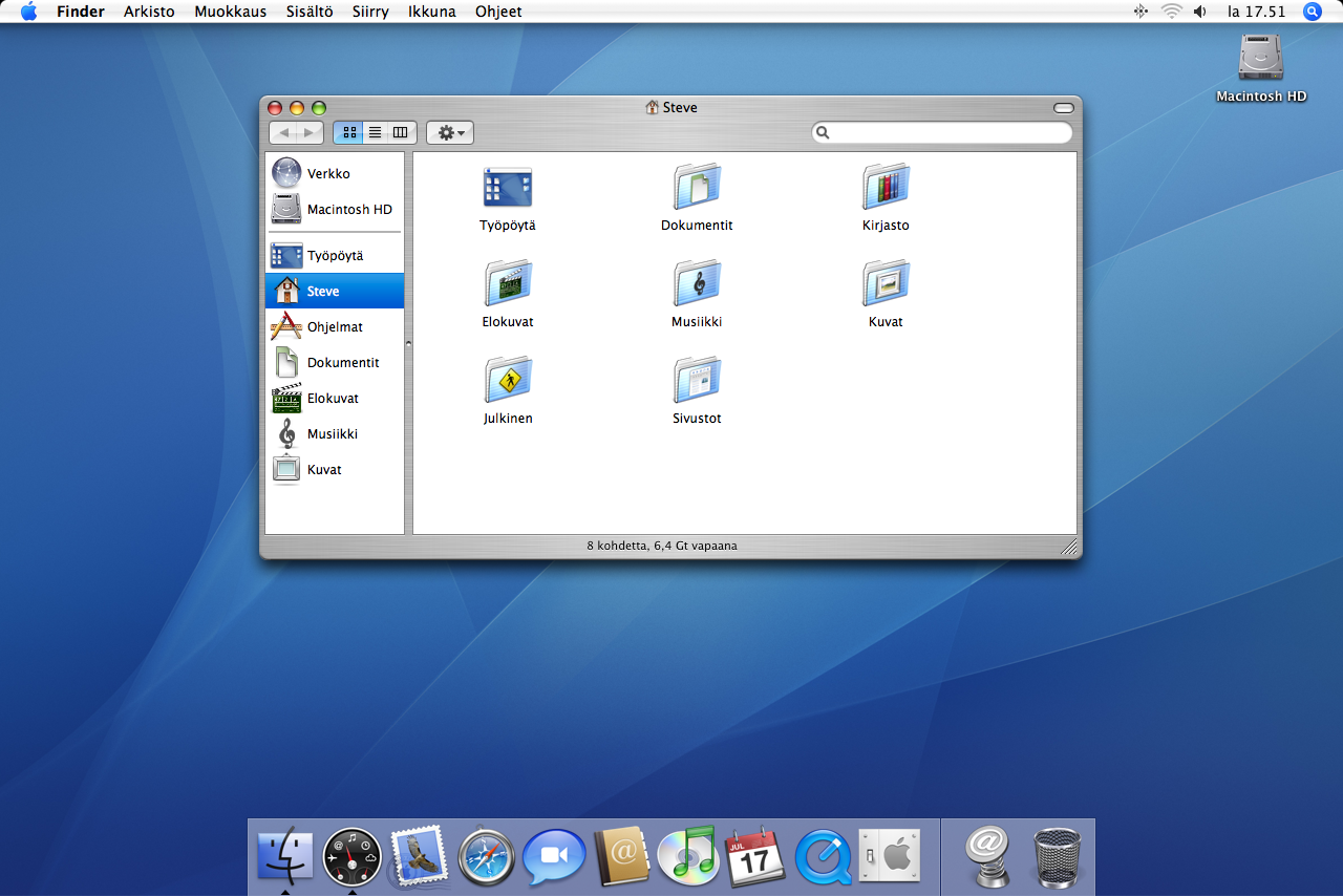 Opinions on mac os x tiger for Raumgestaltung mac os x