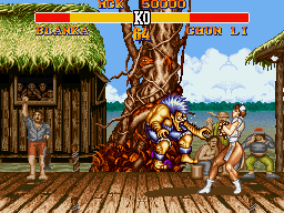 Street Fighter 2 Turbo (SNES)