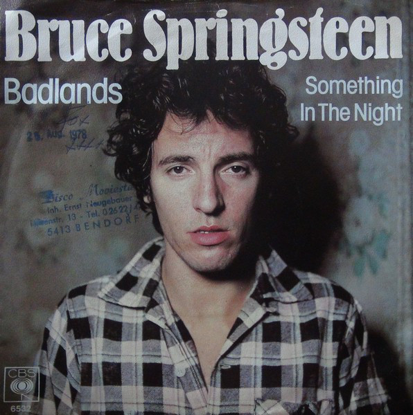 Bruce Springsteen Candy S Room Letra