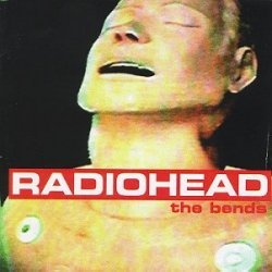 Studioalbumin The Bends kansikuva