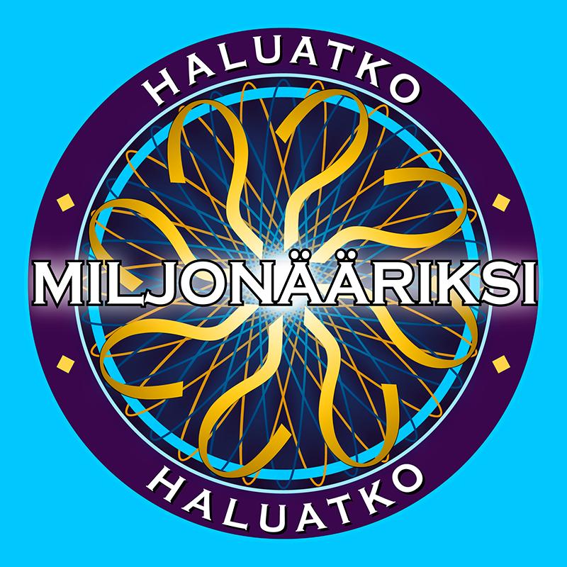Haluatko Miljonääriksi Logo