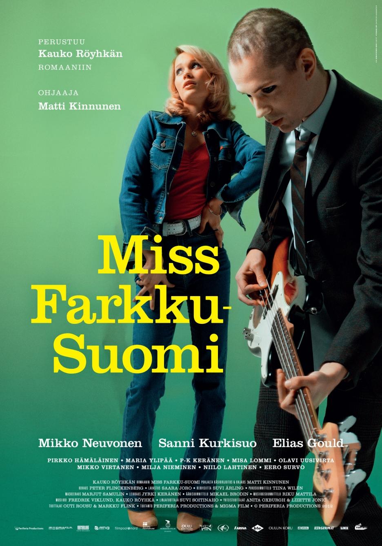 Miss Farkku Suomi Kirja