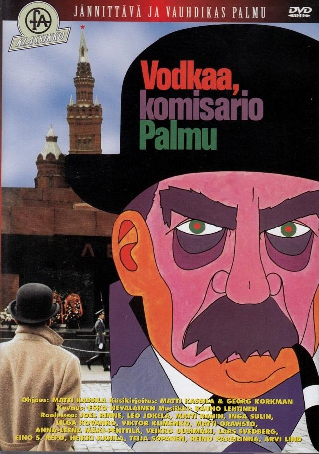 Vodkaa Komisario Palmu
