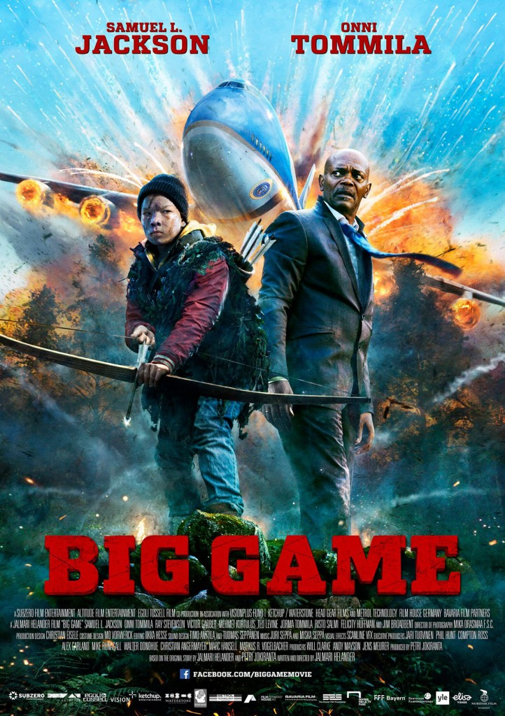 Big Game full movie (2014)