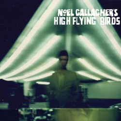 Studioalbumin Noel Gallagher's High Flying Birds kansikuva
