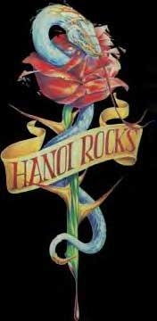 Hanoi Rocks - Up Around The Bend - Super Best