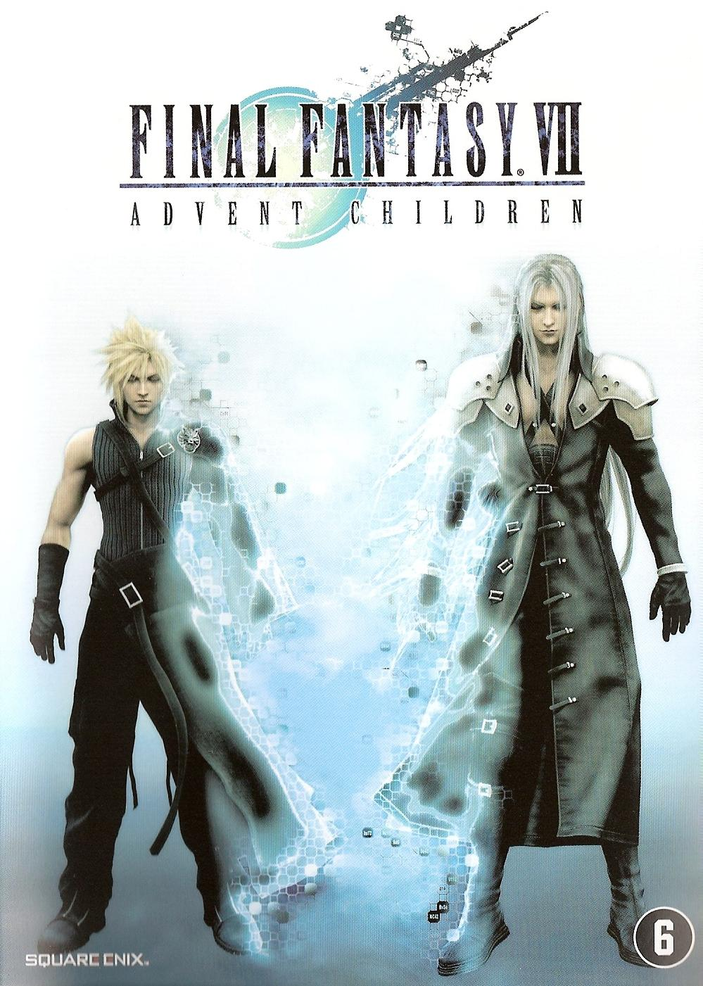 final fantasy vii advent children � wikipedia