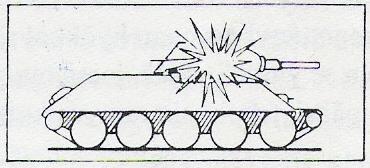 Kuvahaun tulos haulle panssarin torjunta merkki
