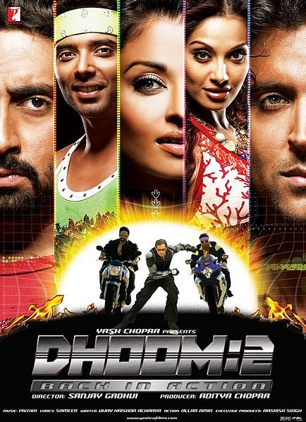 Dhoom 2 2006 BD50 1080p Untouched BluRay DRs 44 GB